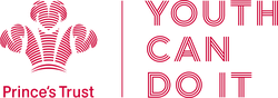 Prince's Trust Logo with Strapline Youth Can Do it